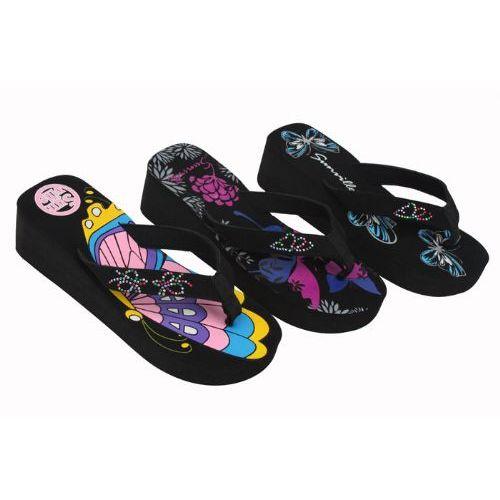 Wholesale Footwear Ladies' Wedge Sandal