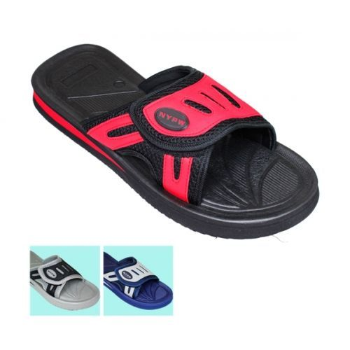 Wholesale Footwear Mens 1 Snap Sandal