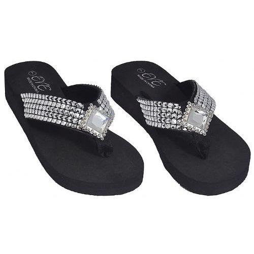 750f3f546b10ac Wholesale Footwear Ladies Fashion Sandal Rhinestone Strap - at ...