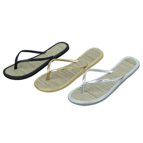 Wholesale Footwear Ladies Bamboo Flip Flop