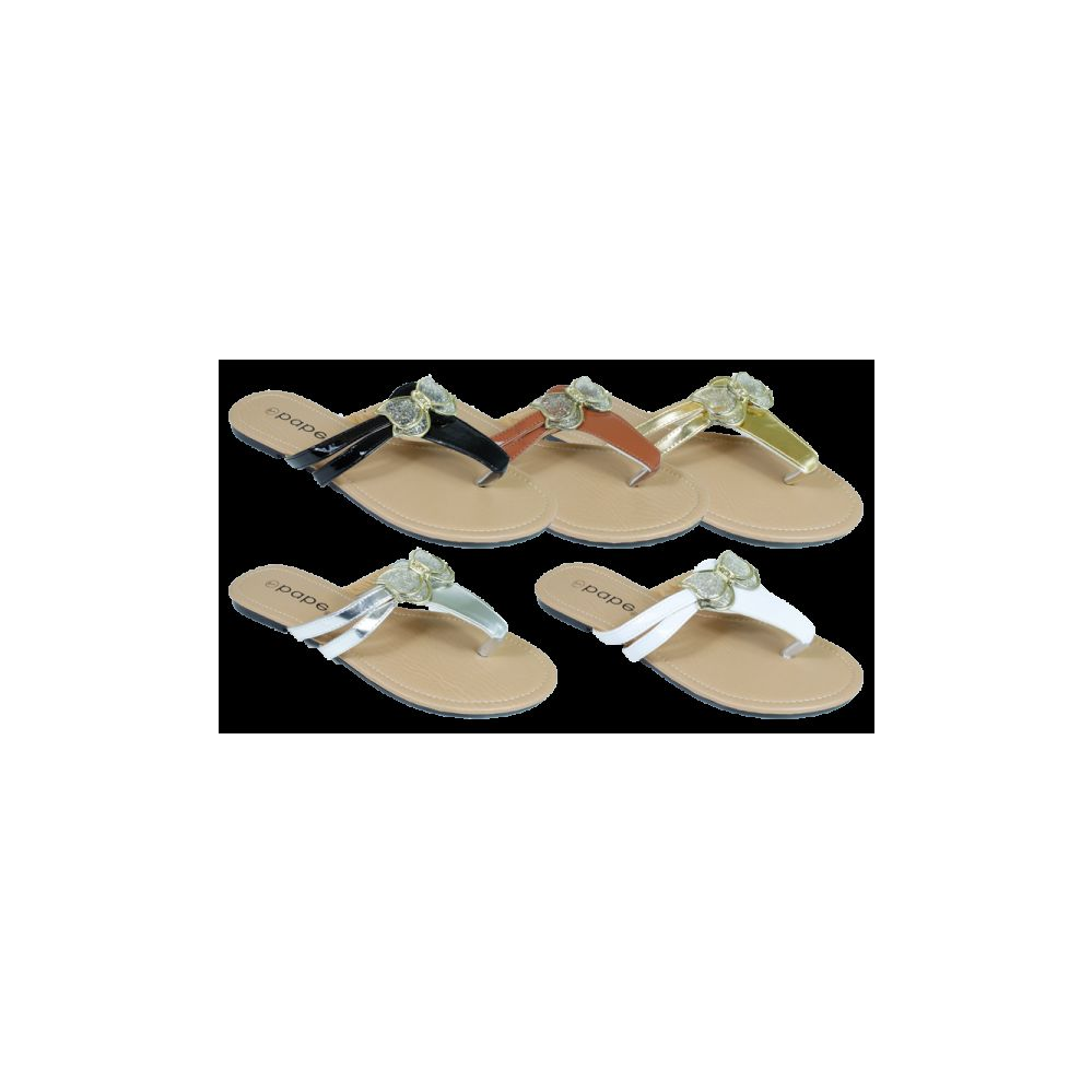Wholesale Footwear Ladies Fashion Every Day Sandals