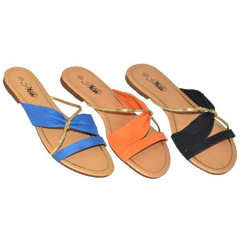 Wholesale Footwear Ladies Fashion Summer Sandals