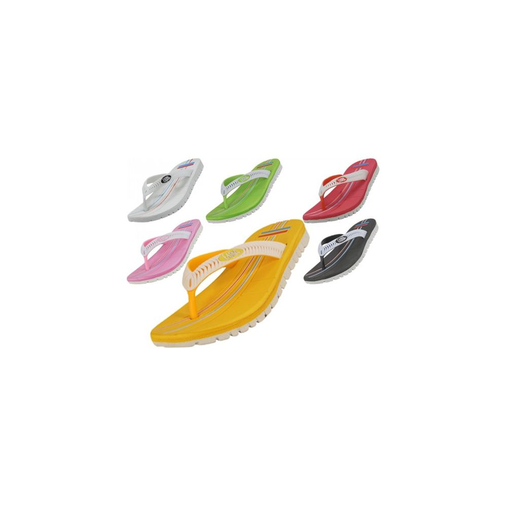 Wholesale Footwear Women's Sport Thong Sandals