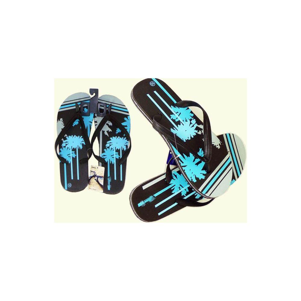 Wholesale Footwear Mens Assorted Flip Flops