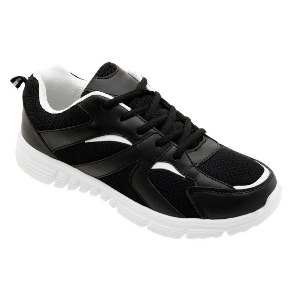 Wholesale Footwear Men's Lightweight Casual Sneakers