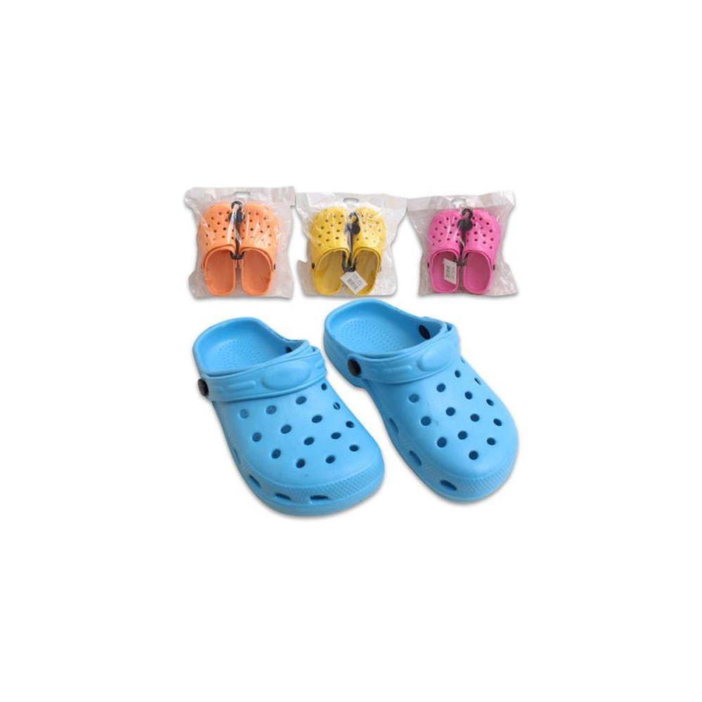 Wholesale Footwear CLOGS GIRLS SIZES 12-4 4 ASSORTED COLORS