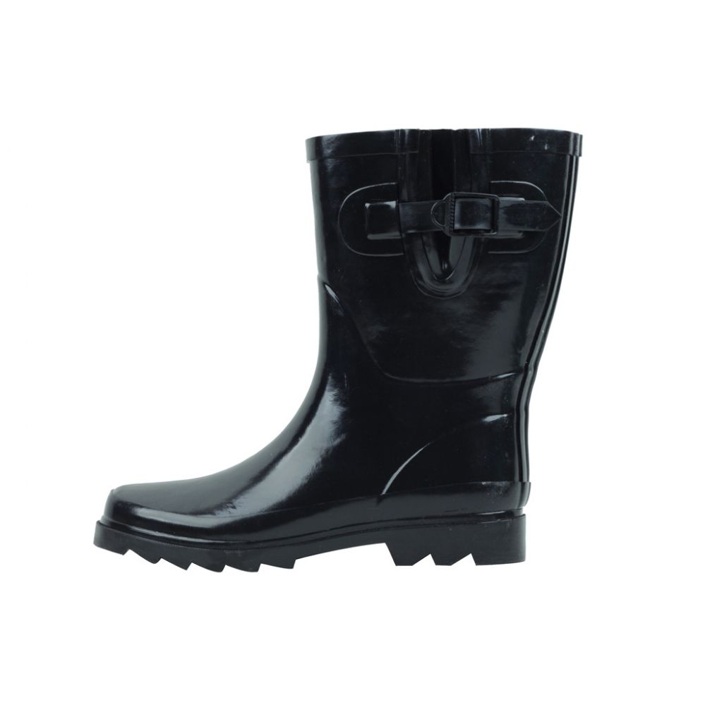 Wholesale Footwear Womans Rubber Rain Boots (9 Inches Tall)