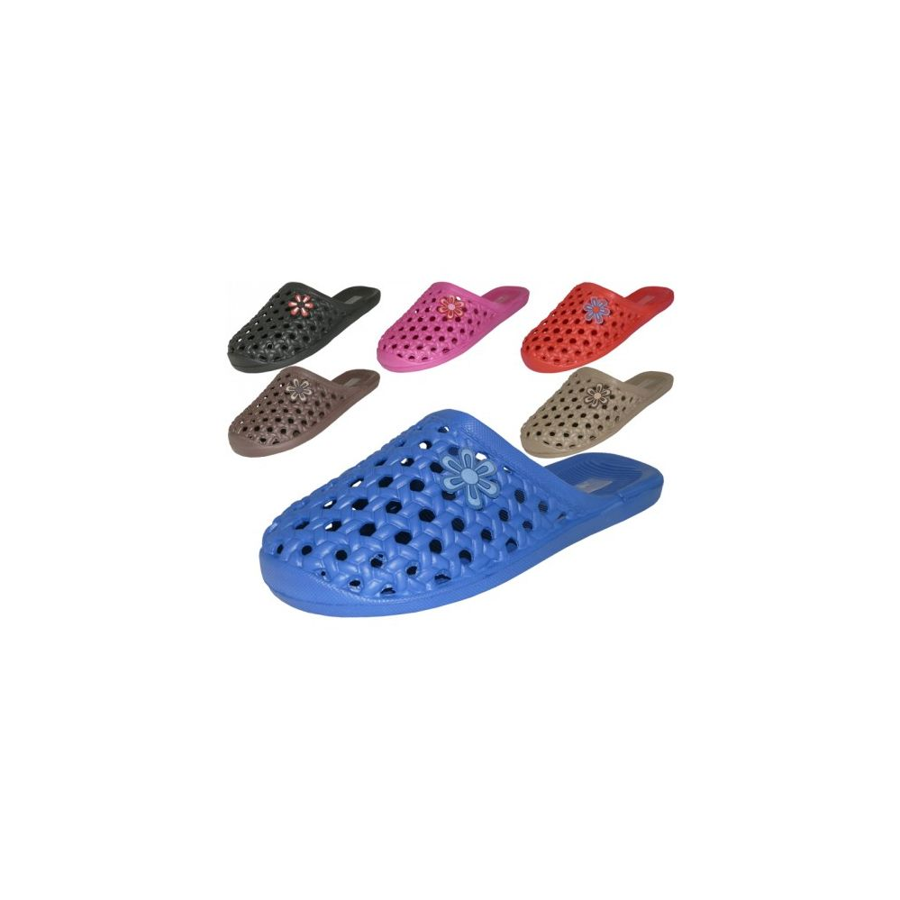 Wholesale Footwear Women's Eva Shower Slide Sandals