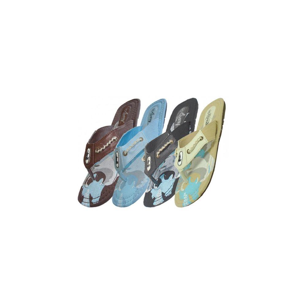 Wholesale Footwear Women's Flip Flop Sandals