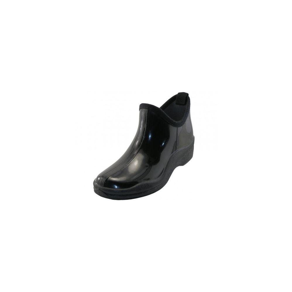 Wholesale Footwear Wholesale Women's Garden Shoes Black Only