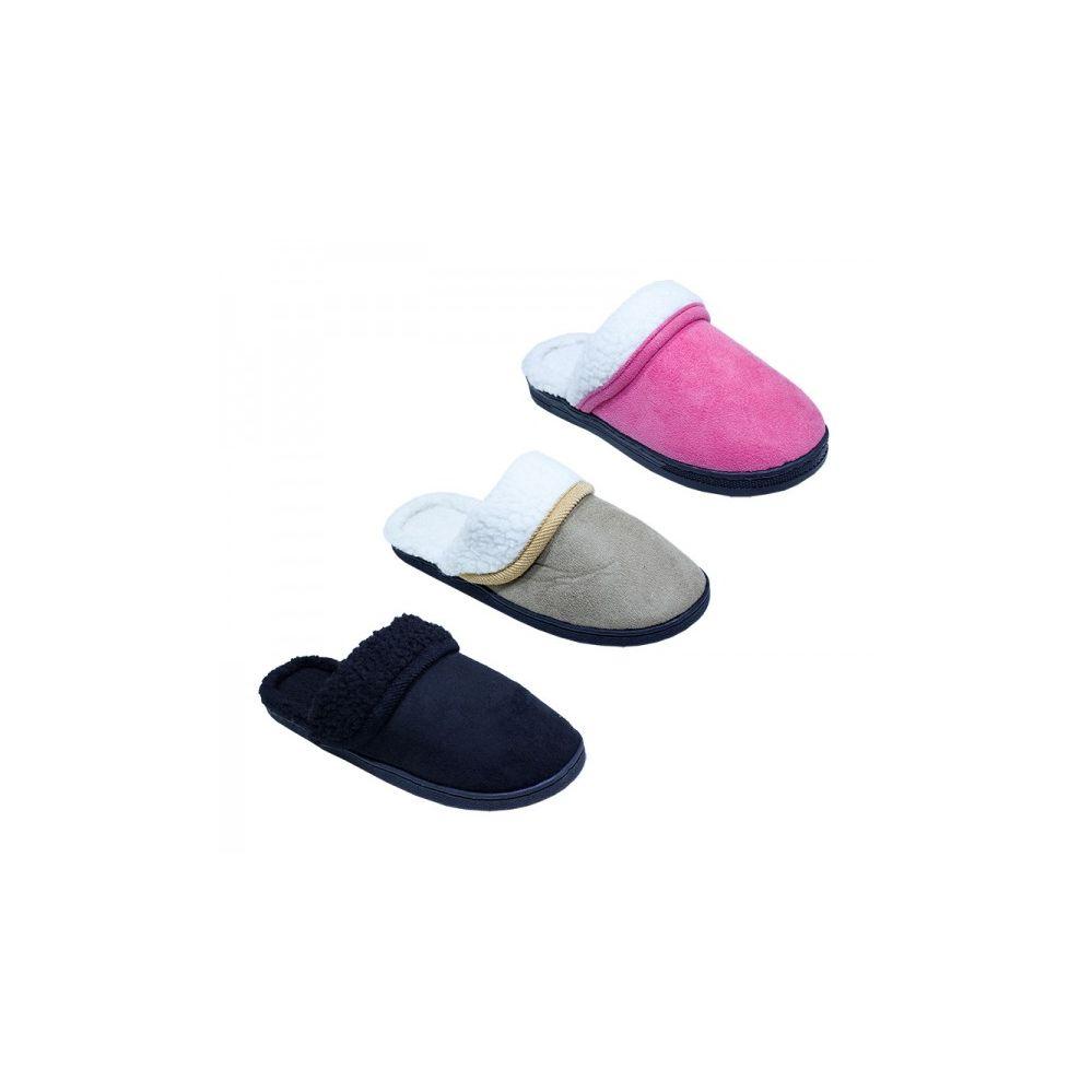 Wholesale Footwear Women's Winter Slippers