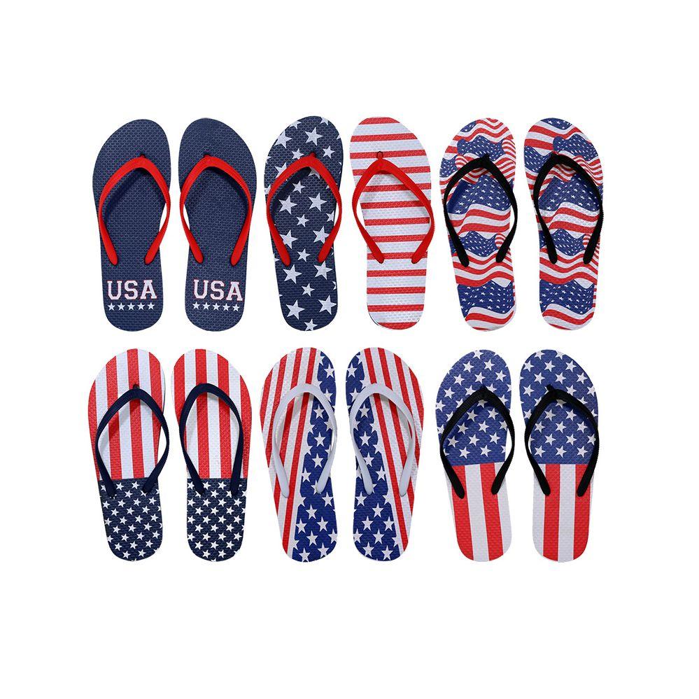 Wholesale Footwear Womens USA Flip Flops
