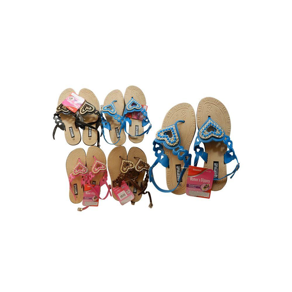 Wholesale Footwear Women's Flip Flop