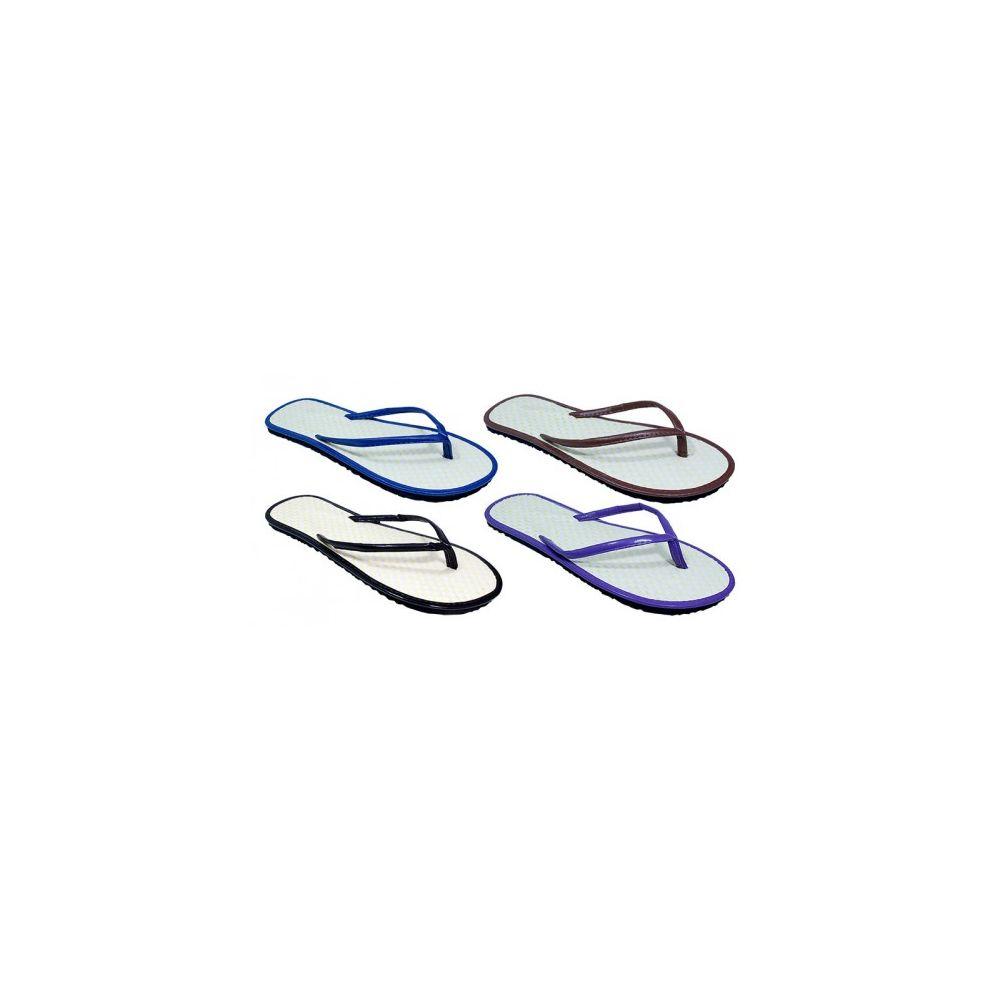 Wholesale Footwear Women's Bamboo Flip Flops