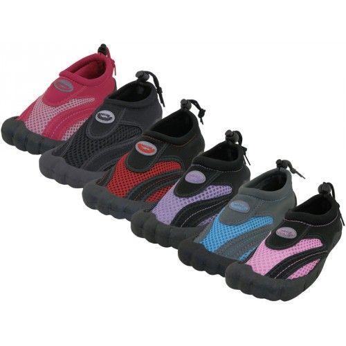"Wholesale Footwear Wholesale Women's Barefoot ""Wave"" Water Shoes"