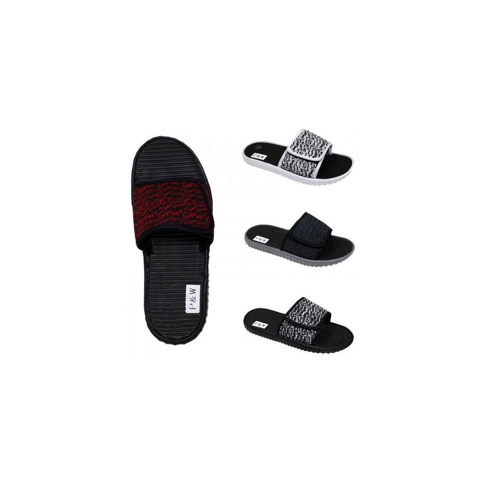 3861c2acee193 Wholesale Footwear Men s Slides - at - buywholesalefootwear.com