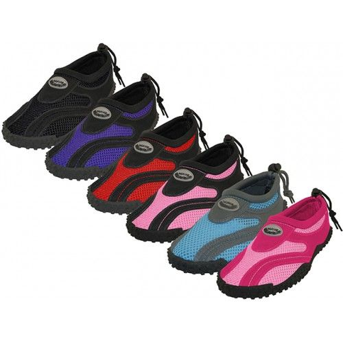 "Wholesale Footwear Wholesale Women's ""Wave"" Water Shoes"