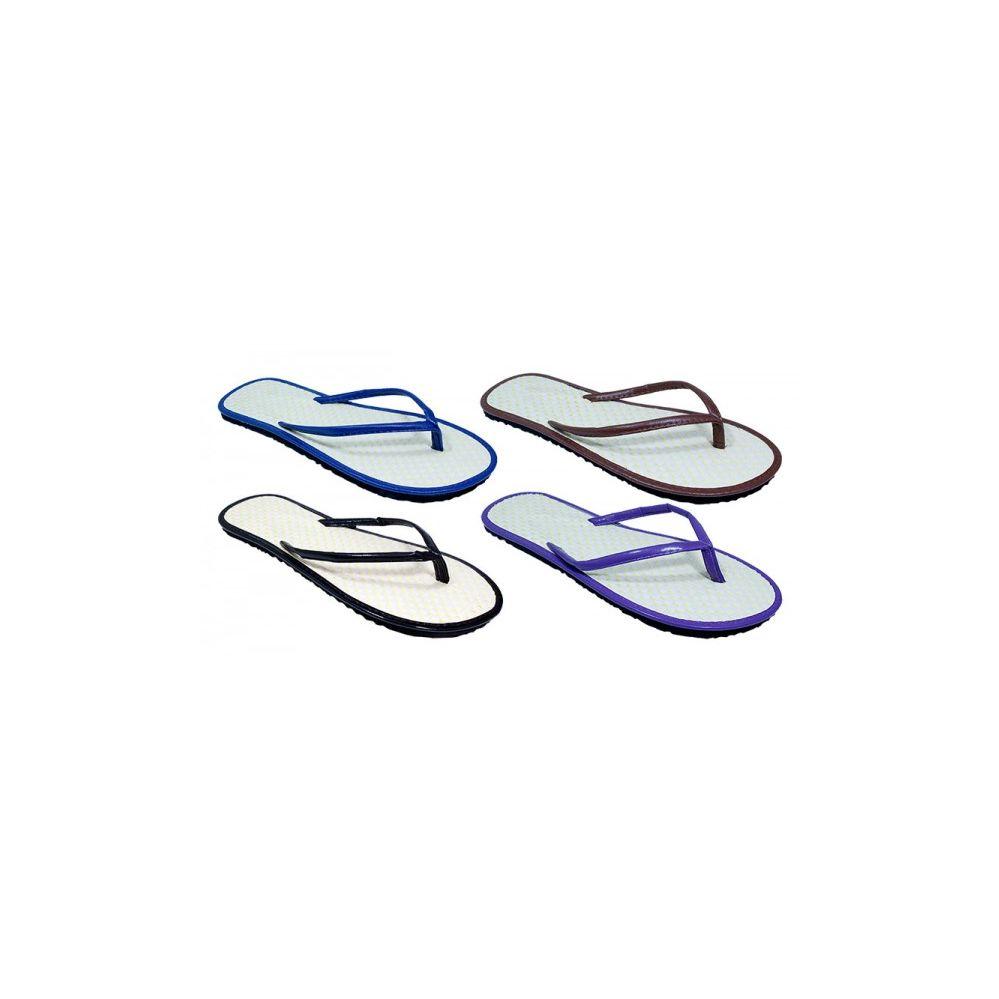 Wholesale Footwear Bamboo Women Flip Flops