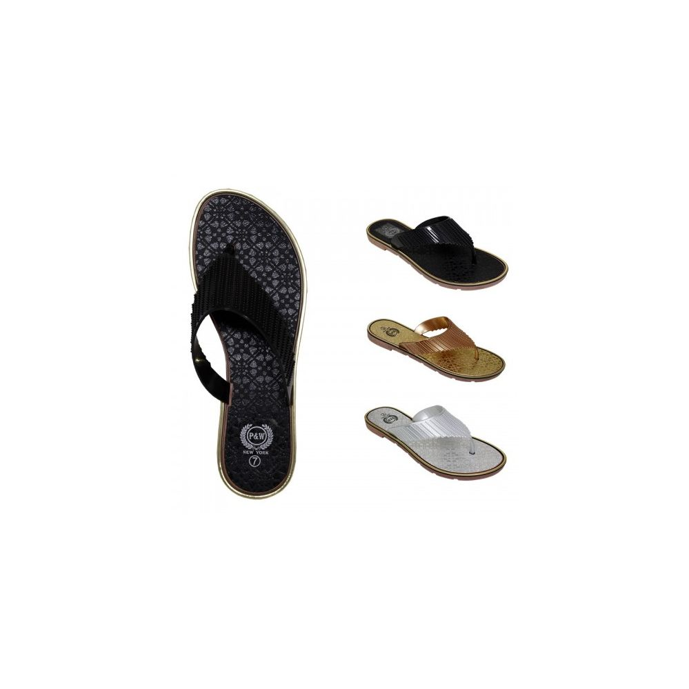 Wholesale Footwear Women's Fashion Flip Flop