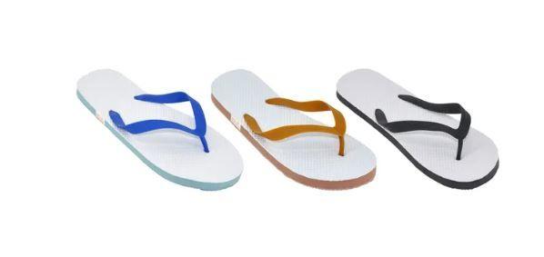 Wholesale Footwear Men's Basic Flip Flops