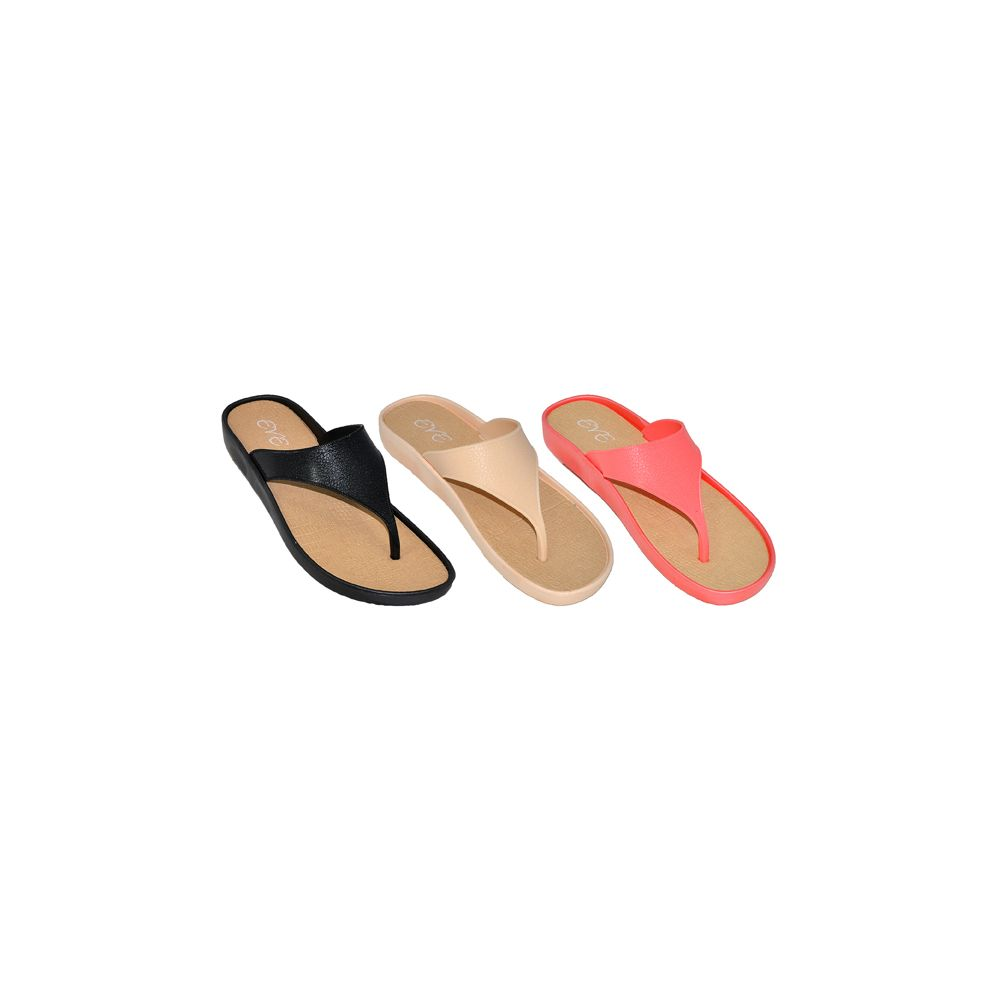 Wholesale Footwear Ladies Fashion Flip Flop Sandals