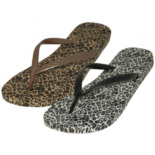 Wholesale Footwear Women's Soft Comfort Thong Flip Flop