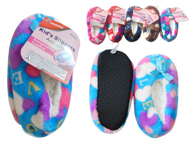 Wholesale Footwear Kid's Slippers