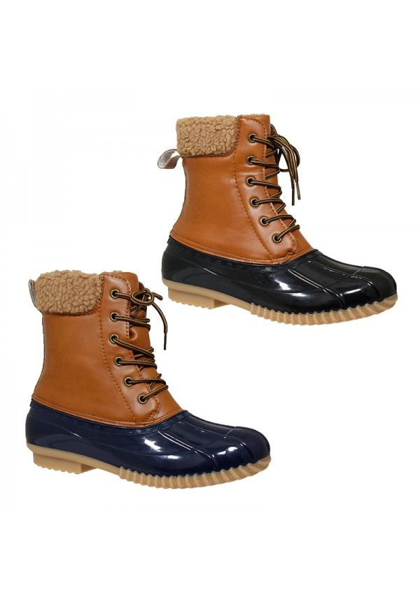 Wholesale Footwear Winter Warm Fashion Boots
