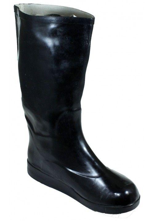 Wholesale Footwear Rain Boots In Black