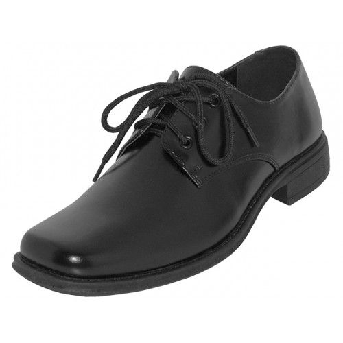 Wholesale Footwear Men's Lace Up Injection Dress Shoe