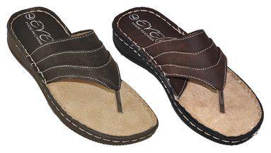 Wholesale Footwear Men's Sandals In 2 Colors