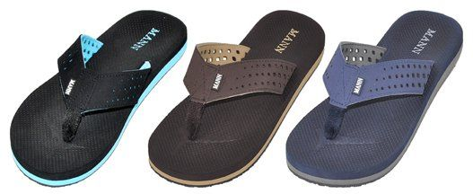 Wholesale Footwear MEN'S ASSORTED COLOR FLIP FLOP