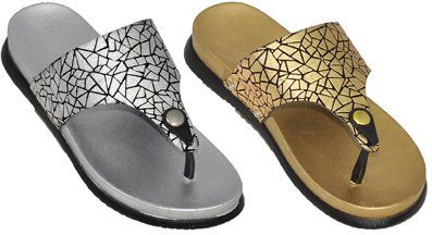Wholesale Footwear Women's Assorted Color Flip Flops