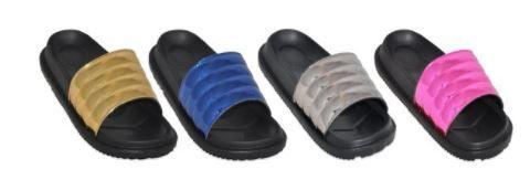 Wholesale Footwear LADIES ASSORTED COLOR SANDAL