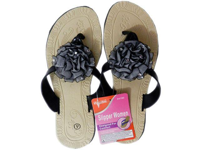 Wholesale Footwear Women's Slipper Sandals