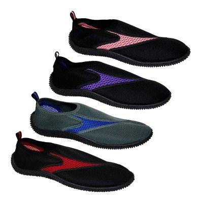 Wholesale Footwear Women's Assorted Colors Aqua Shoes