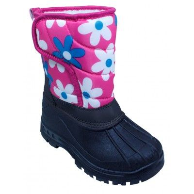 Wholesale Footwear Girls Snow Boots