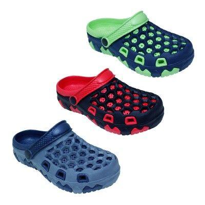 Wholesale Footwear Men's Assorted Color Clogs