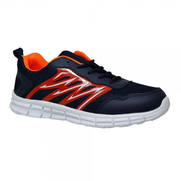 Wholesale Footwear Men's Lightweight Athletic Fashion Sneaker