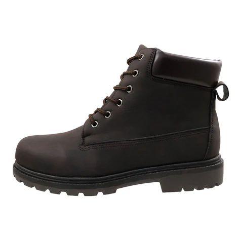 Wholesale Footwear Men's LacE-Up Work Boot