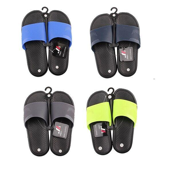 Wholesale Footwear Men's Summer Slide Sandal
