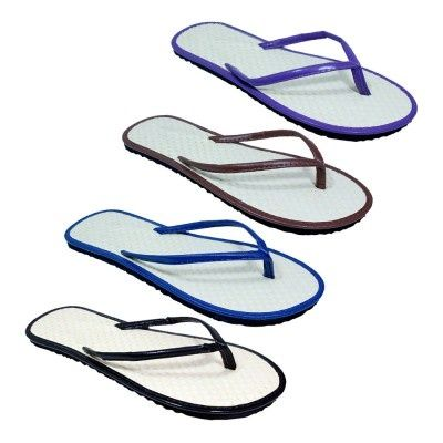 Wholesale Footwear Womens Bamboo Flip Flop