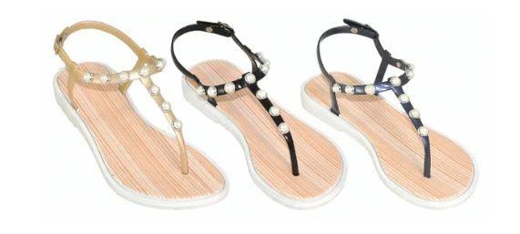 Wholesale Footwear Woman's Fashion Sandals
