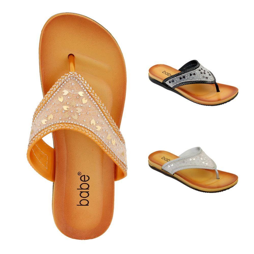 Wholesale Footwear Women's Fashion Flip Flop Assorted Color