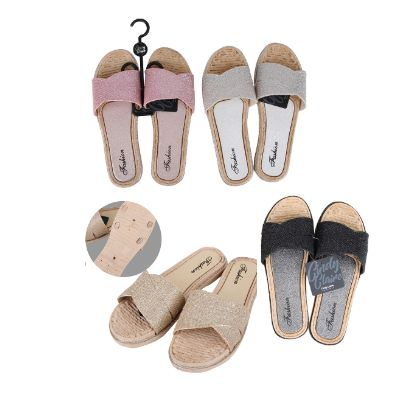 Wholesale Footwear Cc Sandal Ladies Stones 2 Straps Style