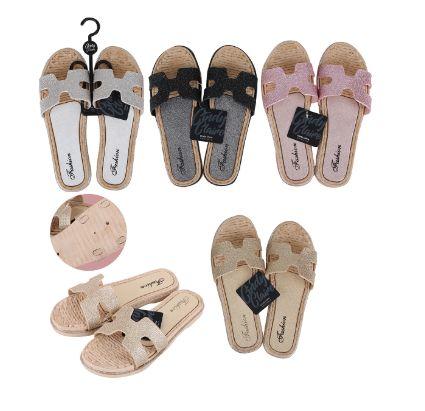 Wholesale Footwear CC Sandal Ladies Stones H Style