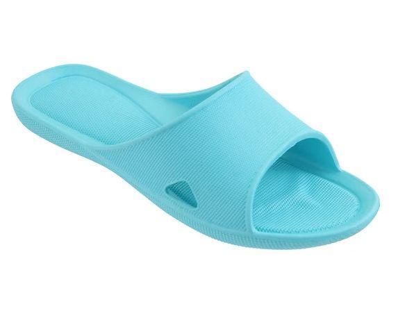 Wholesale Footwear Women's Pacific Dreams Shower Slippers In Seafoam