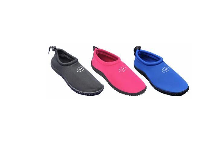 Wholesale Footwear Women's Aqua Shoes Assorted Colors