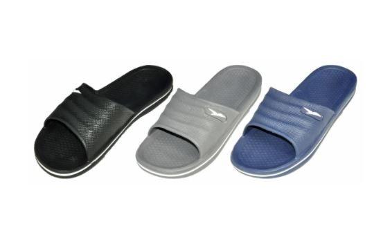 Wholesale Footwear Men Slip On Slipper