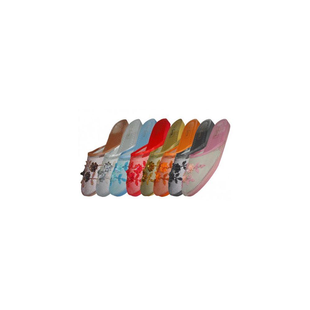 Wholesale Footwear Ladies' Mesh Slippers
